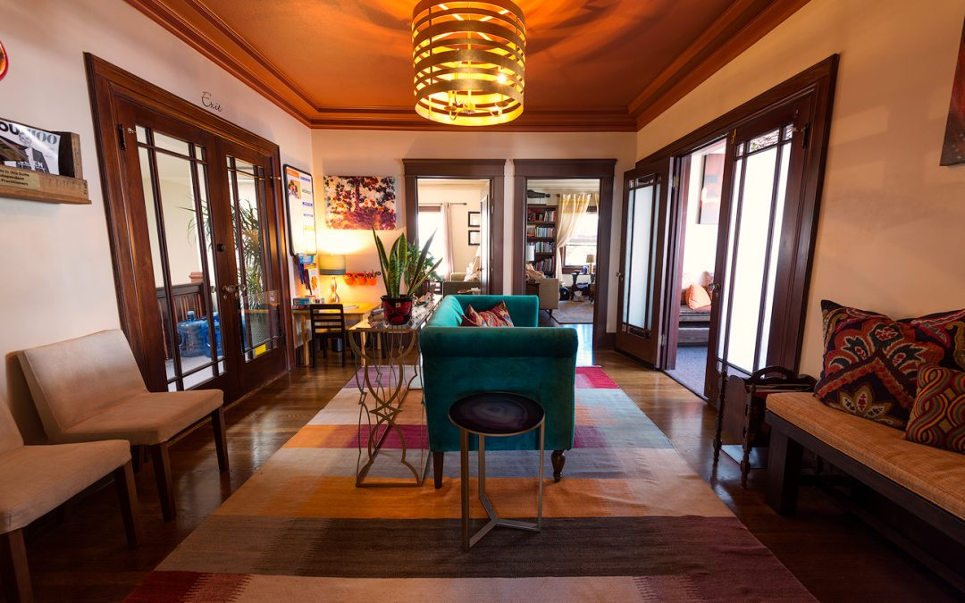 Awakening Counseling Center Interior Design